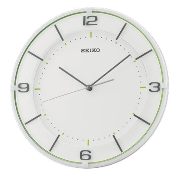 【分期0利率】SEIKO 日本精工 滑動式秒針 靜音 原廠公司貨 32公分 QXA690W