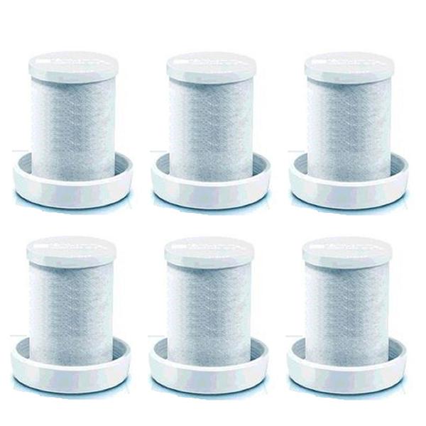 [COSCO代購] W125604 Brita On Tap 龍頭式濾水器濾芯六入組 適用於#37714 龍頭式濾水器