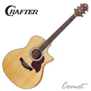 Crafter GAE-6 可插電單板民謠吉他GAE 6/N【韓製/可插電木吉他/GAE6/N 】