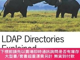 二手書博民逛書店Ldap罕見Directories Explained : An Introduction And Analysi