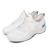 Asics 籃球鞋 Glide Nova FF 白 藍 男鞋 低筒 緩震舒適 運動鞋 【ACS】 1061A003117