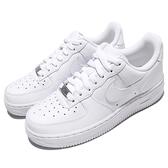 Nike 休閒鞋 Wmns Air Force 1 07 運動 復古 白 全白 女鞋 男鞋【ACS】 315115-112