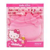 【帕瑞詩】Hello Kitty 沐浴綿 1入 起泡專用 不易過敏