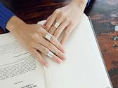 【櫻桃飾品】主君的太陽開口戒指三件組 孔孝真同款   【23688】