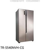 【南紡購物中心】大同【TR-S540NVH-CG】540公升對開變頻冰箱