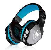 NUBWO/狼博旺 NO-3000台式電腦耳機頭戴式遊戲電競語音耳麥帶話筒【星時代家居】