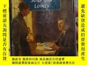 二手書博民逛書店英文原版罕見Sons and Lovers by D. H. L