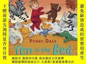 二手書博民逛書店Ten罕見In The BedY256260 Dale, Penny Candlewick Pr 出版200