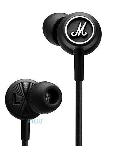 平廣 Marshall MODE 一般版本 耳道式 麥克風 耳機 台灣公司貨保固一年送袋繞 門市可試聽