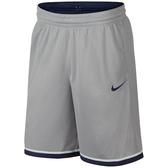 Nike 男Dry Fit 運動籃球短褲(灰色)