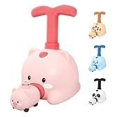 兒童玩具 氣壓式動力玩具車 打氣機 吹氣球 打氣車 益智玩具 發射器-JoyBaby