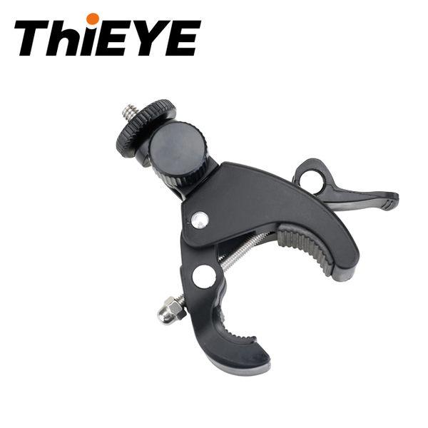 ◎相機專家◎ ThiEYE i30 圓桿固定夾 自行車把手安裝 16-43mm GoPro 可參考 公司貨