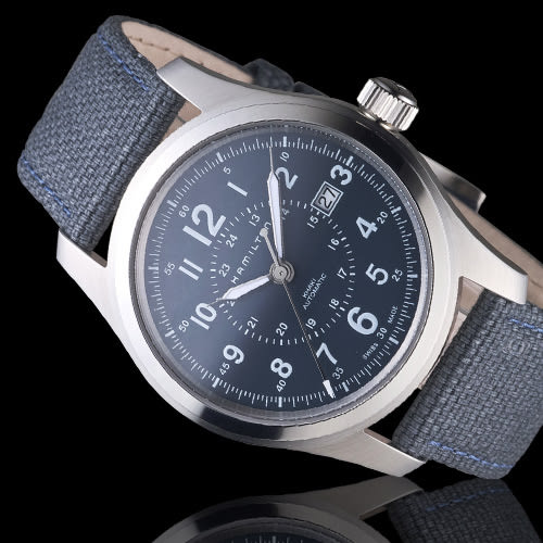 HAMILTON漢米爾頓  Khaki Field系列戶外探險者腕錶  H70605943