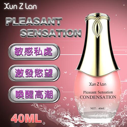潤滑液 按摩油 情趣用品 Xun Z Lan‧Pleasant Sensation 女性外用快感凝露 40ml【561172】