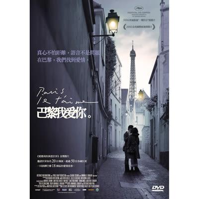 巴黎我愛你DVD