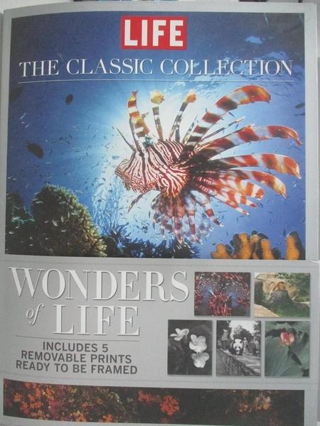 【書寶二手書T7/原文書_FGQ】Wonders of Life_Editors of Life