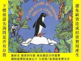 二手書博民逛書店法語有聲罕見Le Long Voyage Du Pingouin