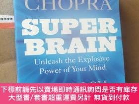 二手書博民逛書店Super罕見Brain Unleashing the Explosive Power of Your Mind奇