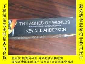 二手書博民逛書店The罕見Ashes of WorldsY85718 Kevin