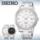 SEIKO 精工手錶專賣店 SGEH39P1 男錶 石英錶 不鏽鋼錶帶 藍寶石水晶玻璃 防水