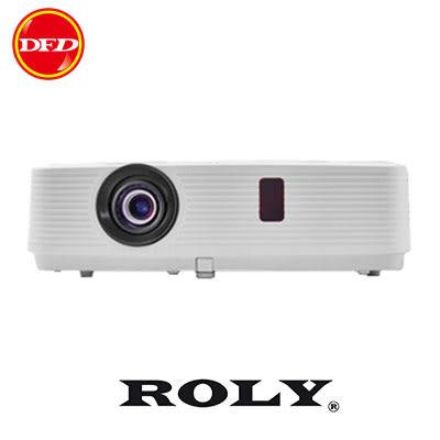 ROLY RP-L401U XGA 6000ANSI 寬螢幕液晶投影機 6000流明 高對比10,000:1 公司貨
