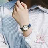 手錶  羅馬復古簡約小巧皮帶精致