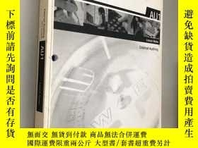 二手書博民逛書店CGA罕見AU1 Lesson Notes External A