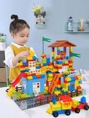 兼容積木大顆粒兒童多功能1拼裝2女孩3男孩子6歲益智玩具系列 滿天星
