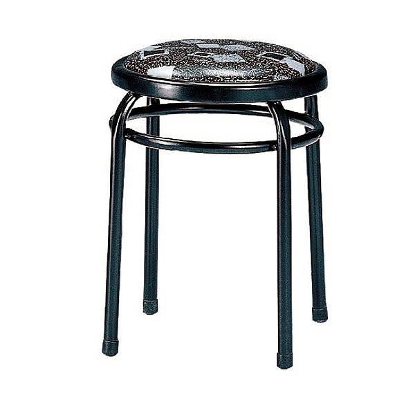 【水晶晶家具/傢俱首選】CX1604-22 黑腳摩登椅