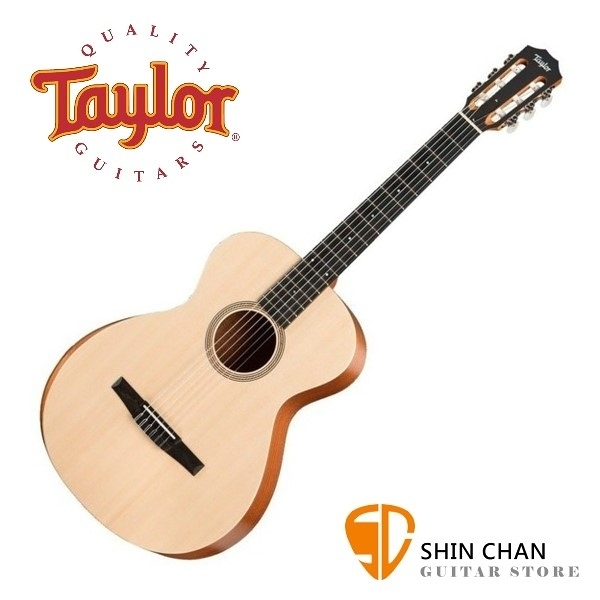 Taylor A12-N 單板 41吋古典吉他 Academy 12-N 《學院系列Academy Series》 A12N 附原廠琴袋