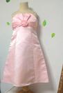 【Lovin` Sweetii】氣質小公主童洋裝~4Y-粉紅色限量款