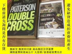 二手書博民逛書店英文原版罕見Double Cross 【存於溪木素年書店】Y18