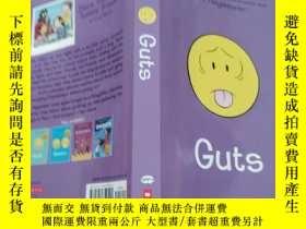 二手書博民逛書店勇氣罕見GutsY431440 Telgemeier Raina Graphix ISBN:978054585
