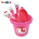 玩具反斗城 Hello Kitty 凱蒂貓沙灘桶