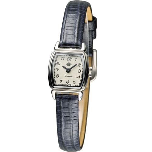 玫瑰錶 Rosemont 骨董風玫瑰系列時尚腕錶 TRS46-03-DBU