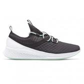 New Balance 女鞋 慢跑 輕量 高延展性鞋面 雷射切割 中底回彈 黑 灰 白【運動世界】WLAZRHP