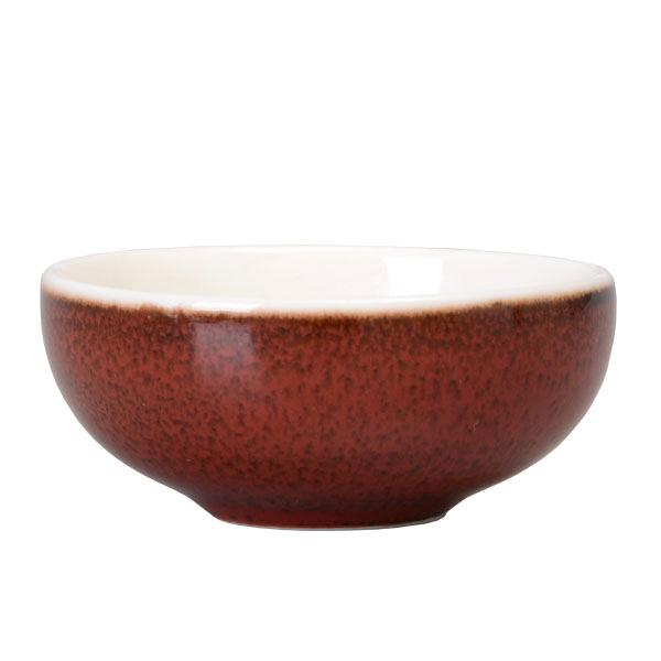 【Luzerne】陸升瓷器 Rustic 20ml中式茶杯-酒紅色 /RT1105003