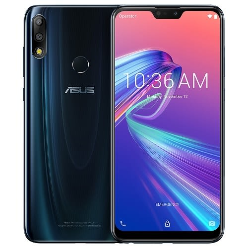 華碩 ASUS ZenFone Max Pro M2  ZB631KL 4G/128G  / 贈玻璃貼 / 24期零利率【藍】