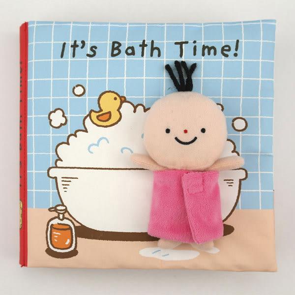 《Read & Play 布書》It's Bath time  洗澡時間到囉!SB00467