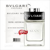 BVLGARI當代男性淡香水100mL-TESTER(環保盒)[99535]