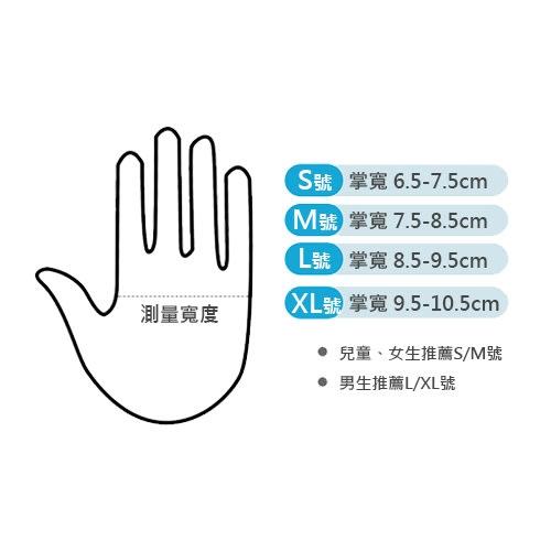 多功能一次性拋棄式手套 食品級 防疫 100只/盒