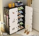 鞋架 家用簡易經濟型鞋子防塵多層省空間宿舍放門口鞋柜收納神器TW【快速出貨八折鉅惠】