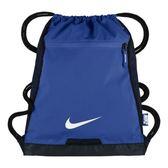 Nike-  阿爾法Alpha健身背袋(藍色)