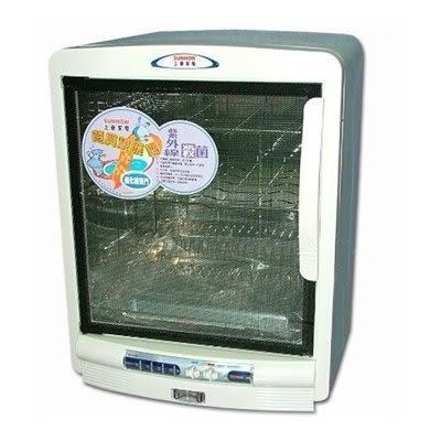 上豪 紫外線殺菌烘碗機 DH-3765 / DH3765 內部採用不鏽鋼材質 3 層 12人份