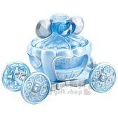 〔小禮堂〕迪士尼 仙杜瑞拉 TOMICA小汽車《藍.馬車》飾品盒.模型.公仔.玩具 4904810-11579