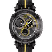 TISSOT 天梭 T-RACE THOMAS LUTHI 湯瑪斯‧盧蒂限量賽車錶 T0924173706701