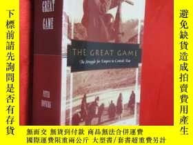 二手書博民逛書店The罕見Great Game: The Struggle fo