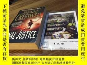 二手書博民逛書店英文原版罕見final justiceY181828 Jasmi