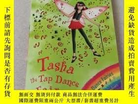 二手書博民逛書店tasha罕見the tap dance fairy:踢踏舞仙女塔莎Y212829