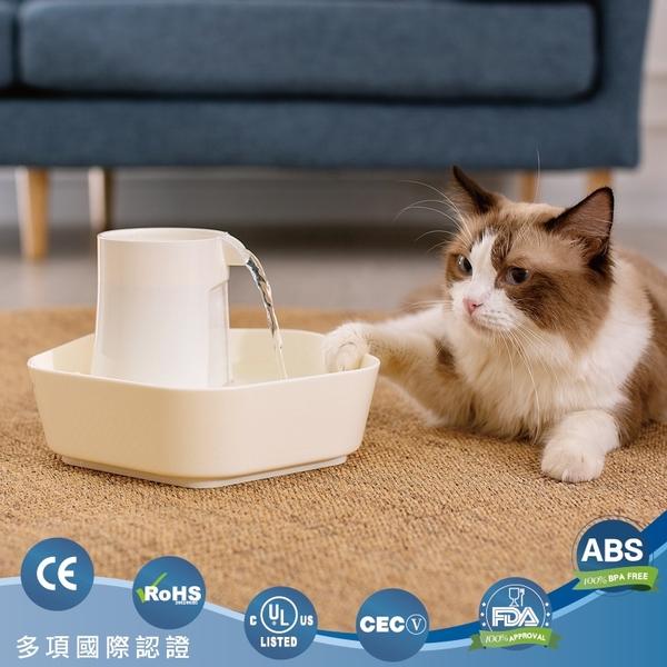 五邊城堡寵物循環飲水器 (基本款)